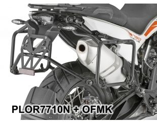 Soporte Lateral Fijacion Rapida Pl Onefit Plor7710n (combinar Con Kit Ofmk) Ktm 790 Adventure R (19)