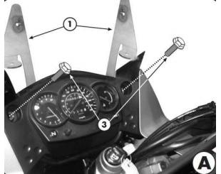 Kit De Anclaje Especifico D408kit Parabrisas 408d