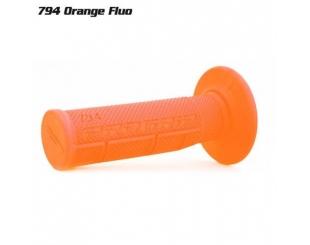 Manopla Acerbis Grip Cross 794 Fluo Naranja